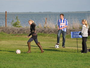 Solex Elfsteden voetbal arrangement