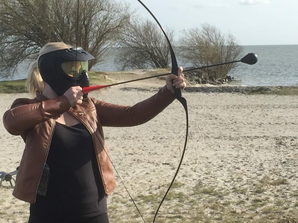 Solextour Archery Grill