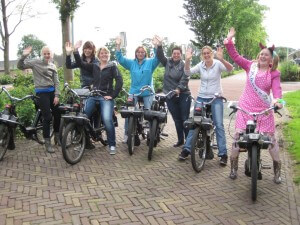 Vrijgezellenfeest Friesland