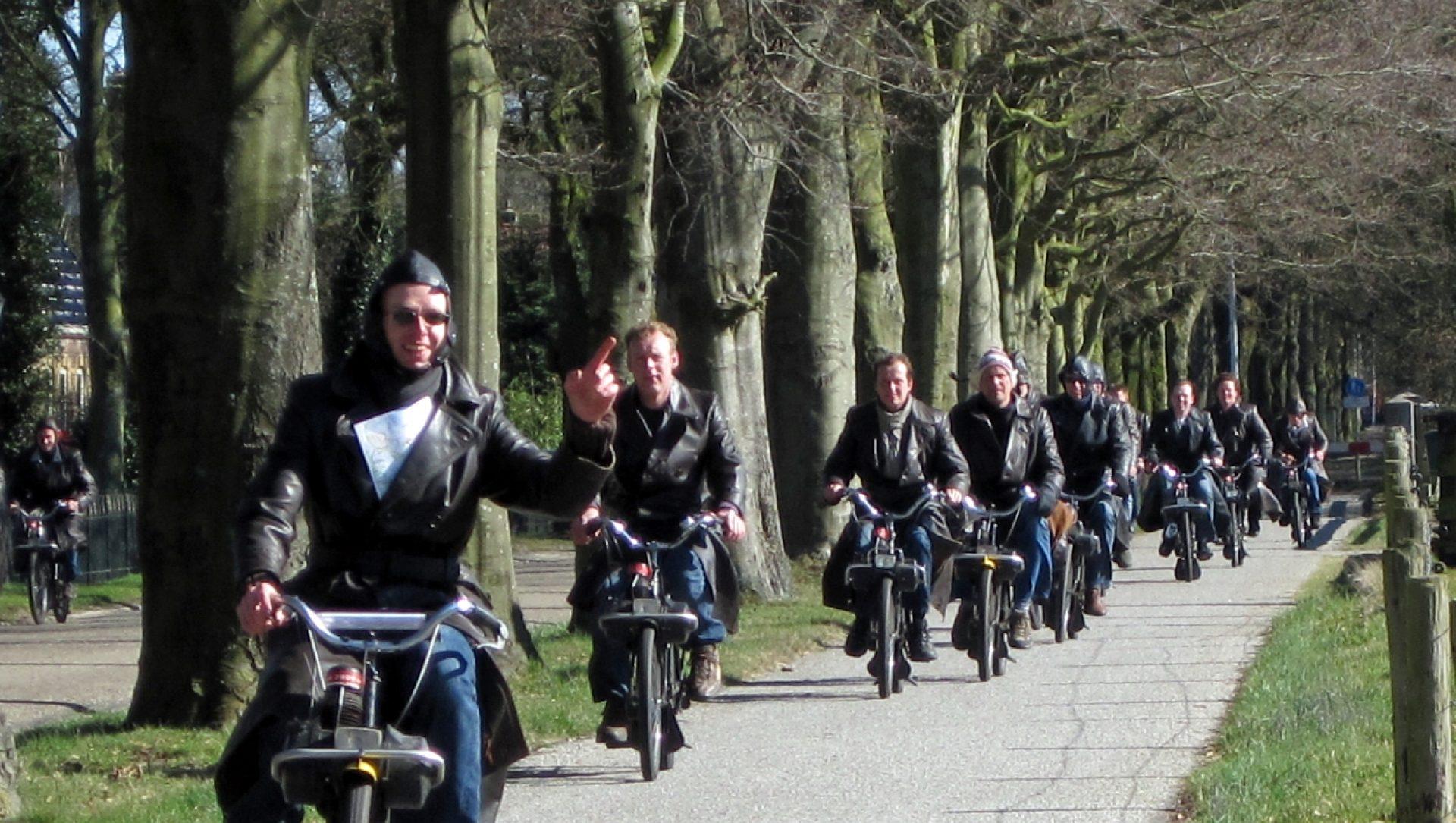 Solex verhuur Sloten | Friesland