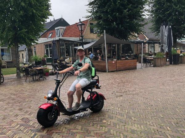 E-Choppertour Friesland