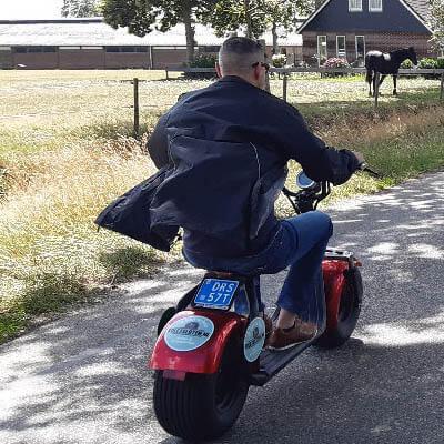 E-Chopper arrangementen Friesland